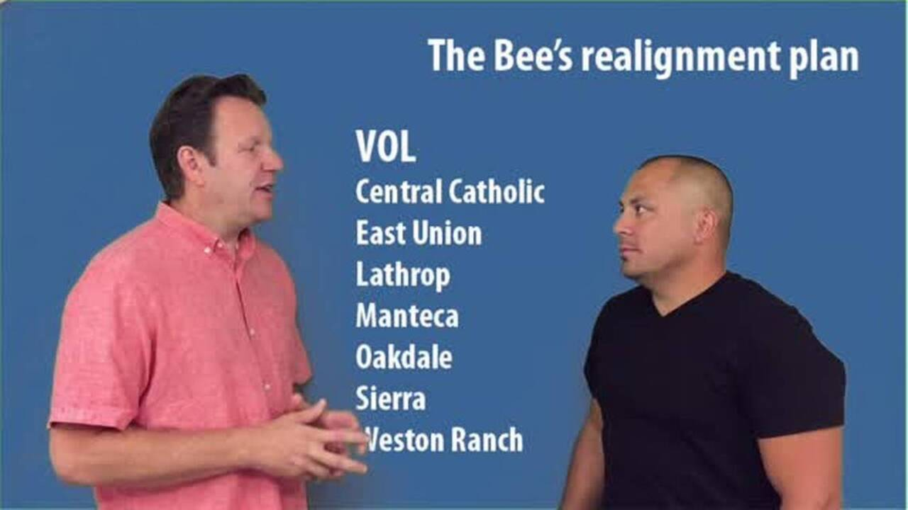 Taking a look at the Sac-Joaquin Section's realignment
