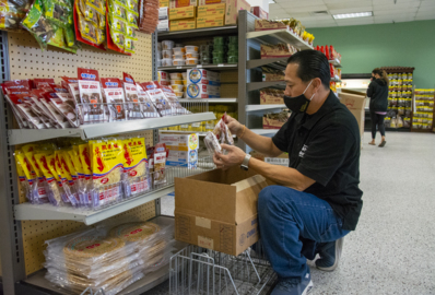 After fire, Modesto's Asian Market reopens in new site with more space, selection