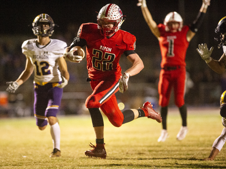 Stanislaus District Football: Second-Round Playoffs Scoreboard