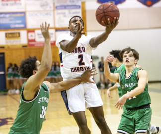 Basketball Roundup: Modesto Christian boys hoops relies on defense to beat St. Mary's
