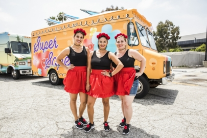 A welcome distraction: Turlock team talks about 'Great Food Truck Race' TV experience
