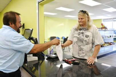 Service with a smile, in English or Spanish, awaits at independent Modesto pharmacy