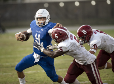 A balanced effort on offense and defense leads MJC to victory over Sierra.