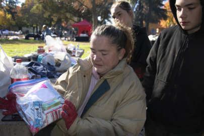 Modestans step in to help homeless on Thanksgiving as pandemic halts community meals