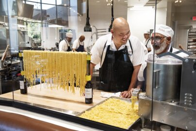 Designed to shine; popular valley chef ready to open new Italian restaurant in Ripon