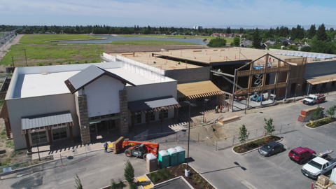 Modesto's new flagship Save Mart is taking shape; hiring for 135 jobs starting soon