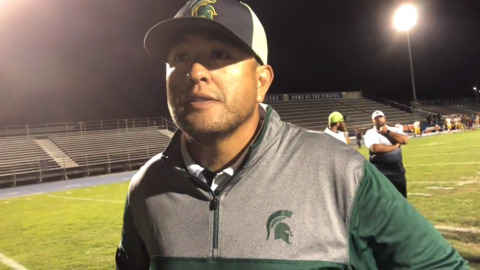 Watch Davis, Los Banos coaches discuss Tigers' victory