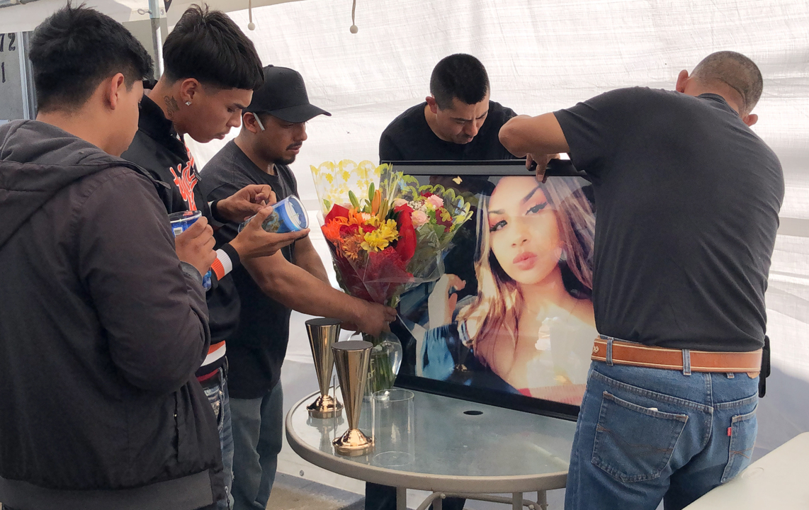 Family, friends, neighbors gather to raise funeral money for Turlock teen in crash