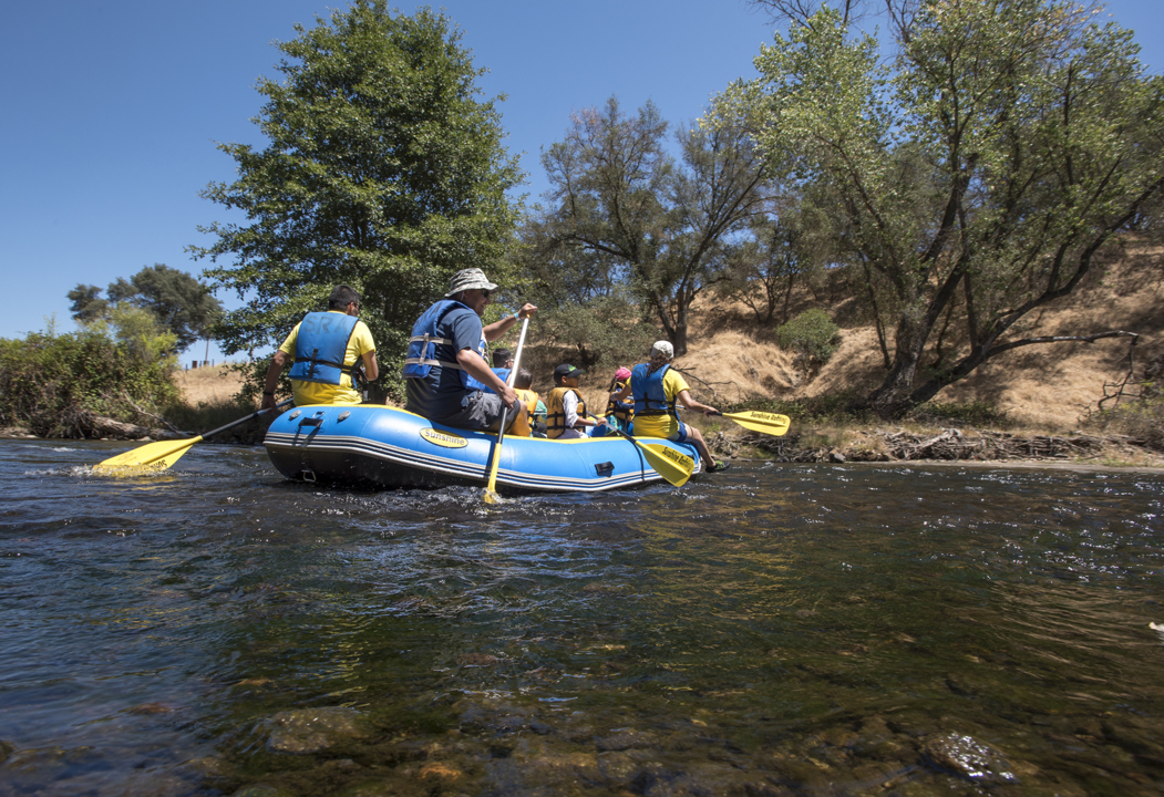 Rafting season opens on Tuolumne, Stanislaus rivers — but high, fast water a concern