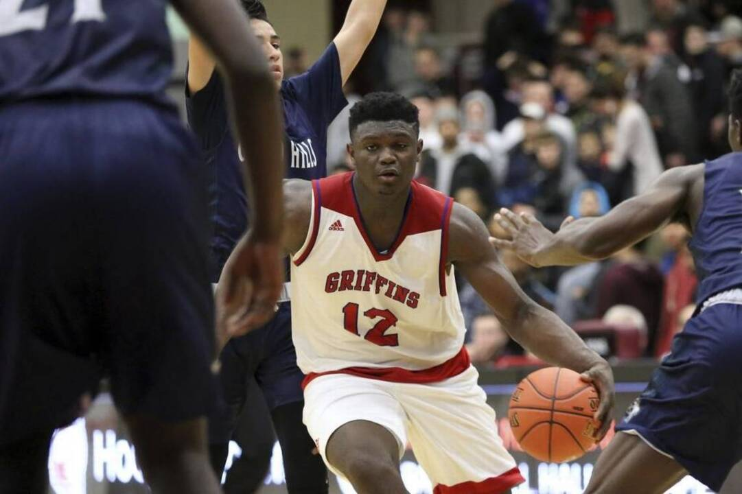 premium selection e82f2 e5319 Recruiting | Why Spartanburg's Zion Williamson picked Duke ...