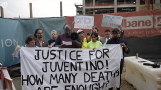 Charlotte Community and Labor Leaders Hold Press Conference to Demand Accountability for Worksite Death of Juventino Hernandez