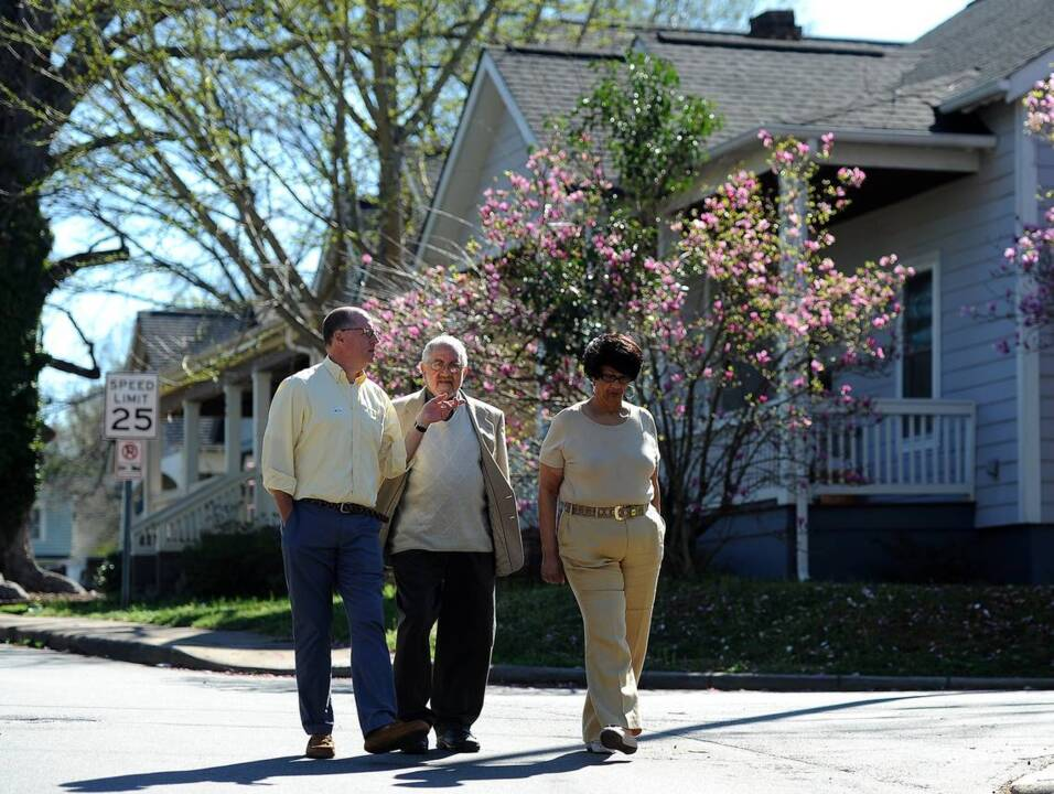White People In Biddleville The Story Of A Changing Neighborhood Charlotte Observer