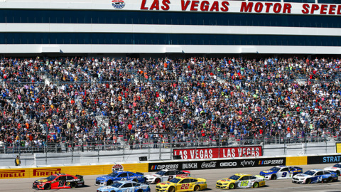NASCAR playoff races at Las Vegas: How to watch Cup, Xfinity and Trucks this weekend
