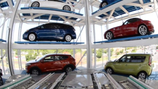 Car vending machine can save you thousands of dollars. Here's how it works
