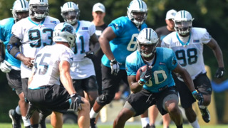 Three Carolina Panthers to watch vs. Miami Dolphins