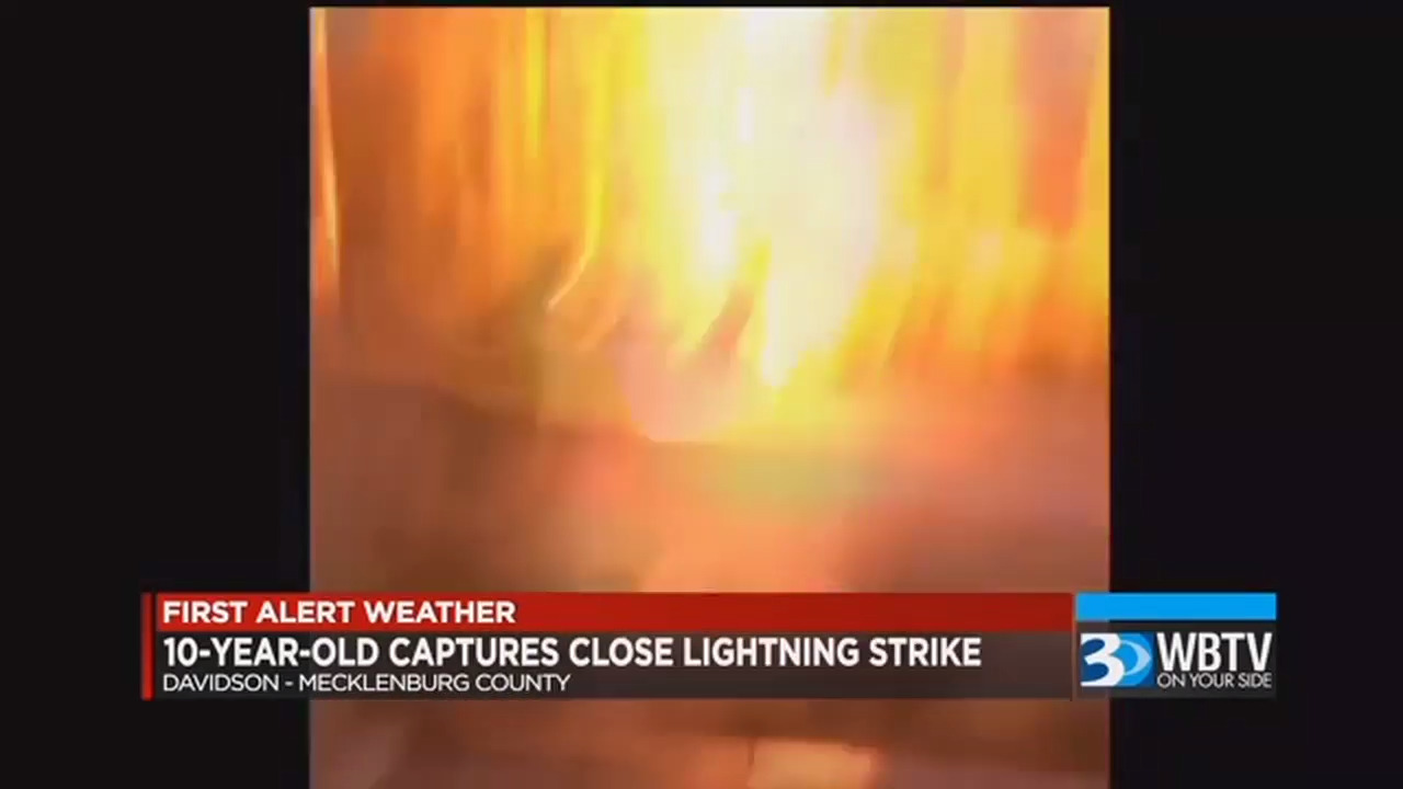 One dead after being struck by lightning in Georgetown