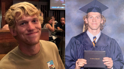 Corn maze honors 'hero' UNC Charlotte student killed in campus shooting
