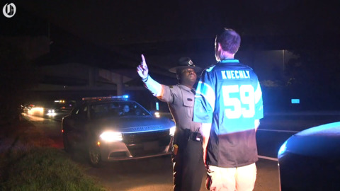 Drunk-driving arrests plummet in Wake and Durham counties