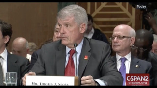 Wells Fargo CEO answers questions about jobs that were shipped over seas