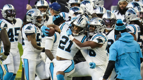 A fourth quarter collapse. Grading the Panthers' 28-27 loss to the Vikings