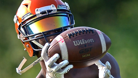 Chambers High returns to practice field in hopes of three-peat