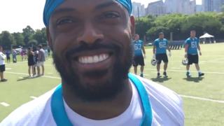 Panthers' Captain Munnerlyn says he'll