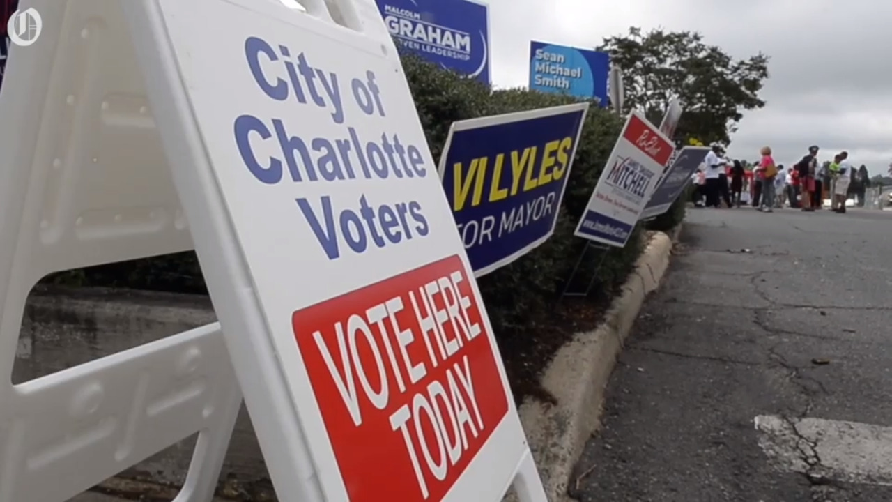 Early voting starts today. Here's where to cast your ballot in Mecklenburg County.