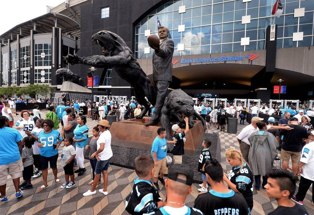 Wake up, Charlotte: If you want to keep the Panthers, you need to pony up for a new NFL stadium