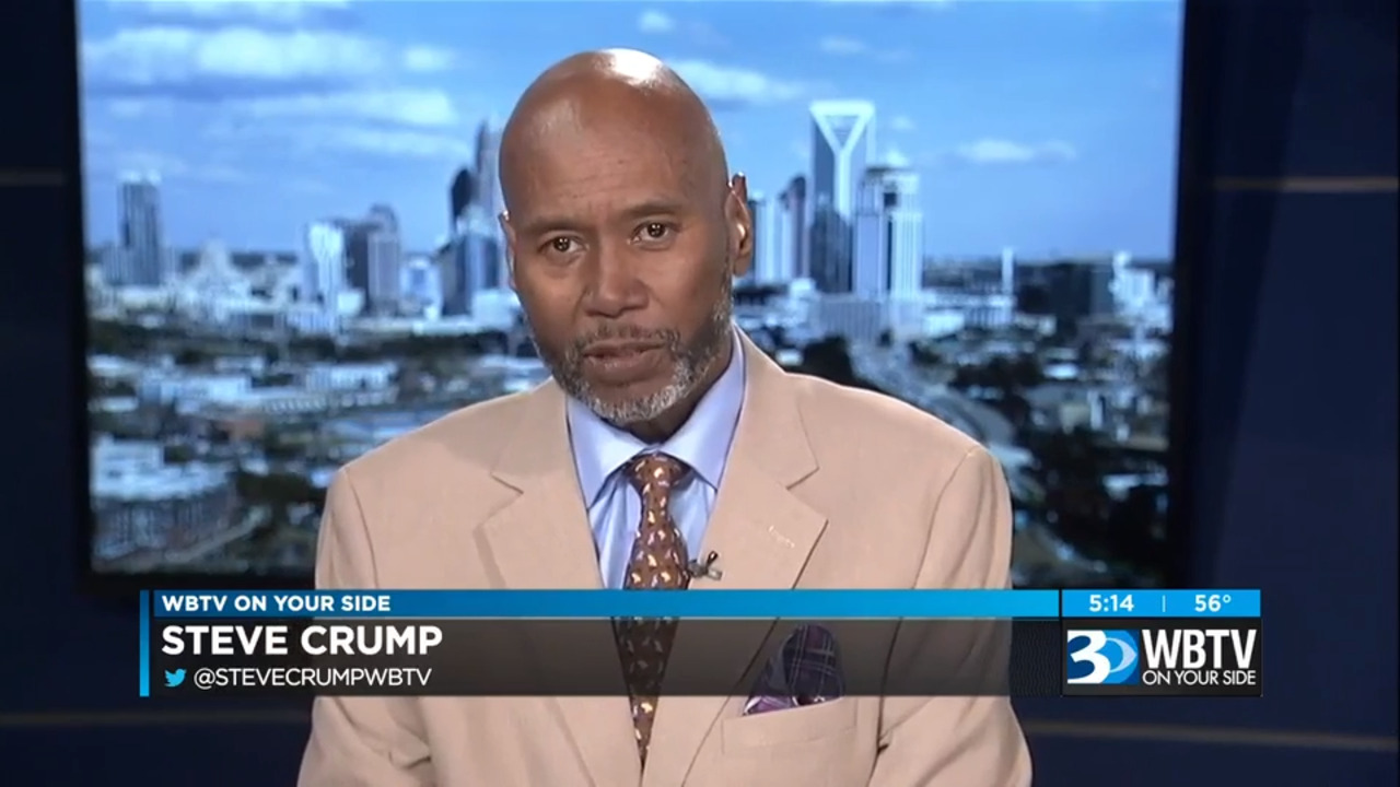 WBTV's Steve Crump opens up about cancer, brush with death