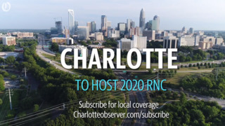 RNC is coming to Charlotte