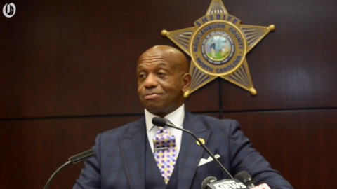 In announcing enforcement push, ICE reignites feud with Mecklenburg sheriff