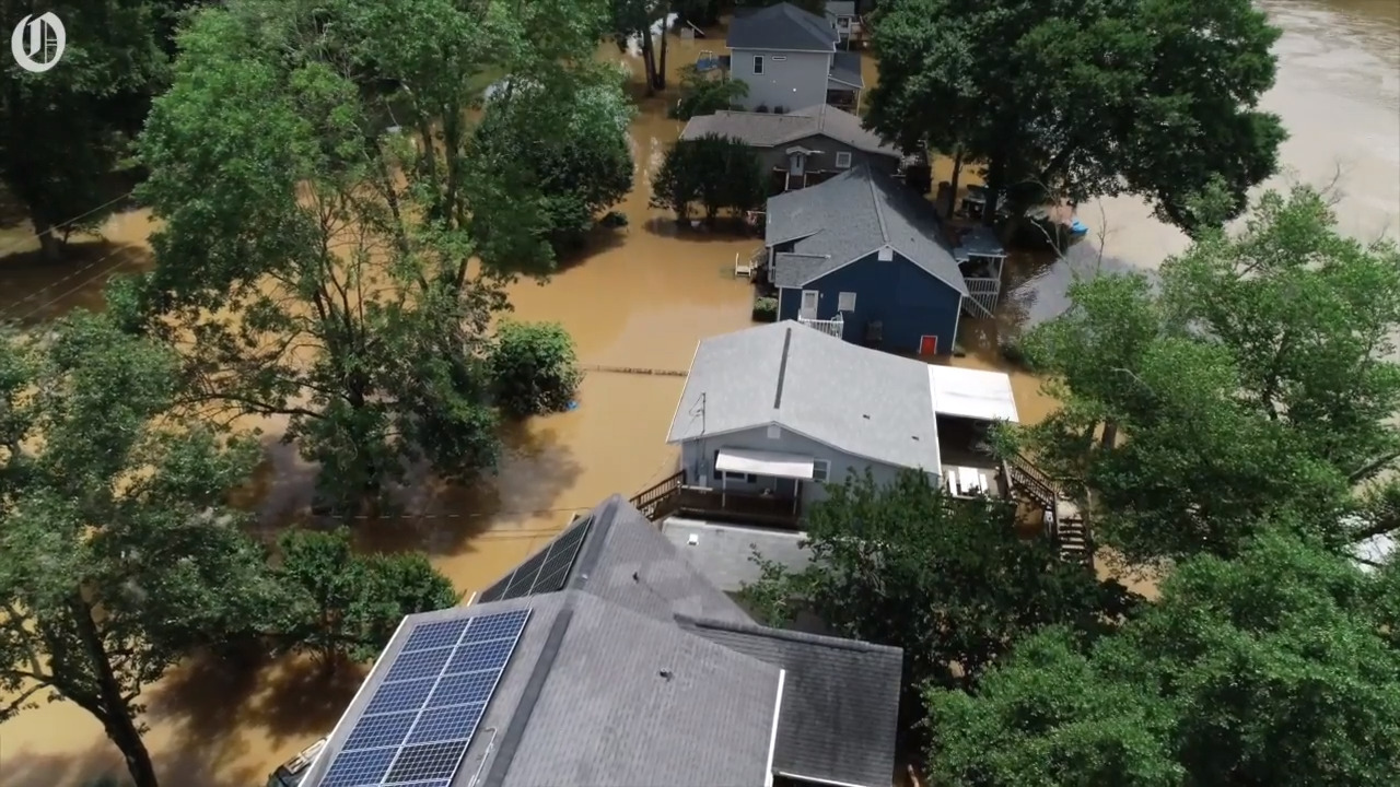 'It was like a mini-hurricane': Will Mecklenburg buy out houses damaged in flooding?