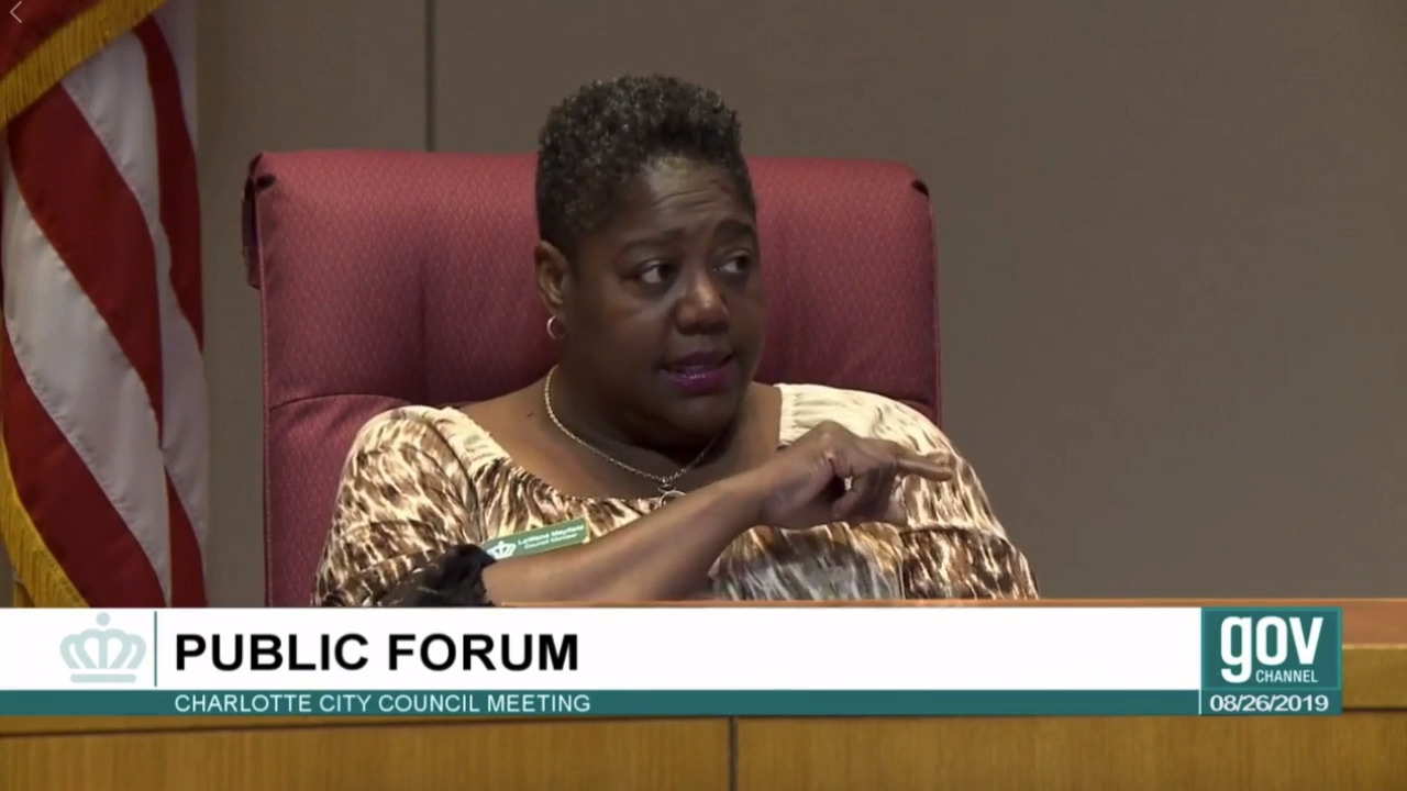 Lake Arbor tenants share struggle with Charlotte City