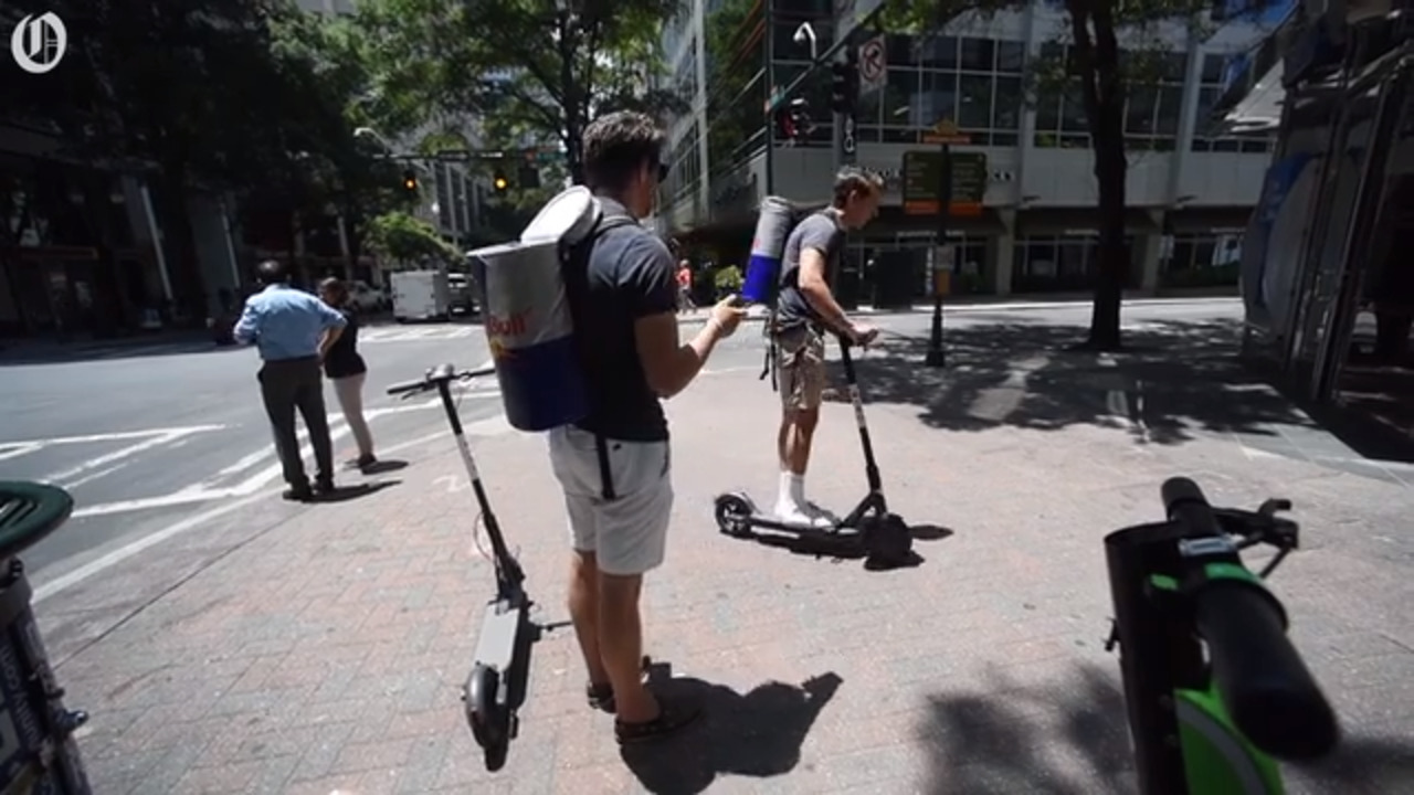 Hey Durham, what do you really think about those electric scooters? City wants to know