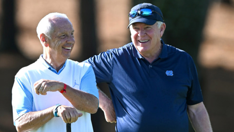 Memories abound as Roy Williams plays Quail Hollow in Pro-Am