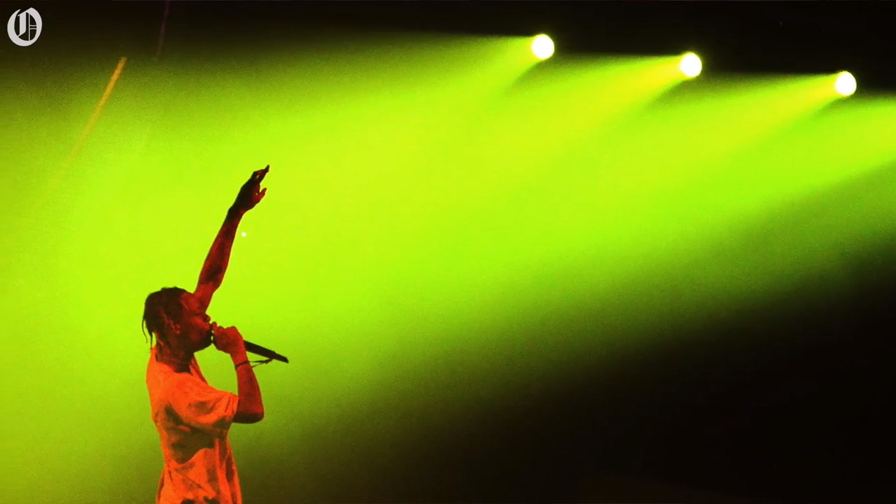 e674b5335b37 Concert review: It's hard not to fixate on Travis Scott fans | Charlotte  Observer
