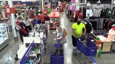 COVID-19 changes Black Friday for shoppers