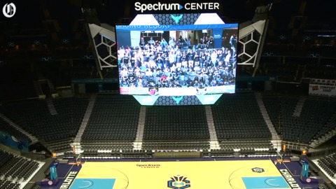 The Spectrum Center will be open for early voting