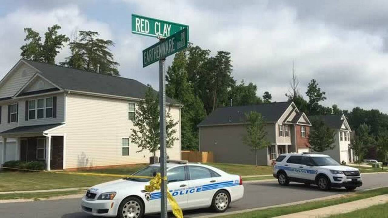 Cmpd Suspect In Thursday Double Homicide May Be In Black