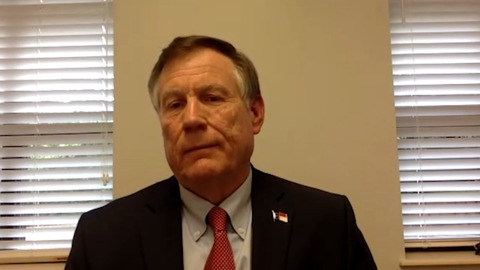 Meet Mike Causey, incumbent candidate for NC Insurance Commissioner