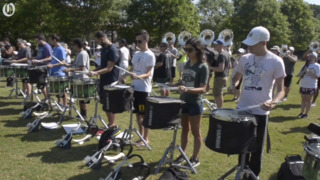 UNC Charlotte Marching Band to perform at Normandy for D-Day