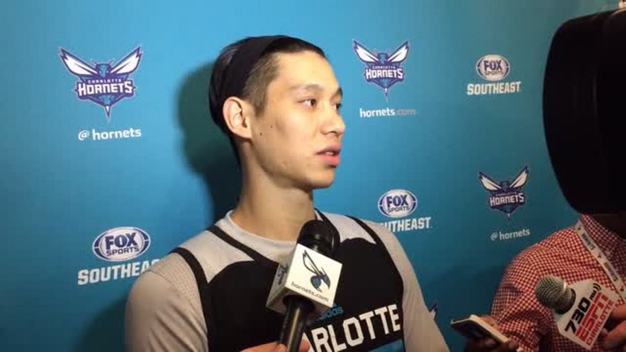 Charlotte Hornet Jeremy Lin explains Oscar tweet on Asian stereotyping