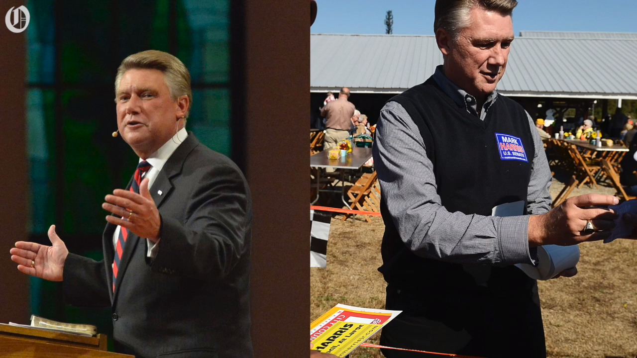 9th District Republican Mark Harris hospitalized with infection