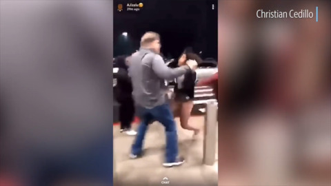 Fight at NC mall ends with man punching an 11-year-old girl in the face, video shows