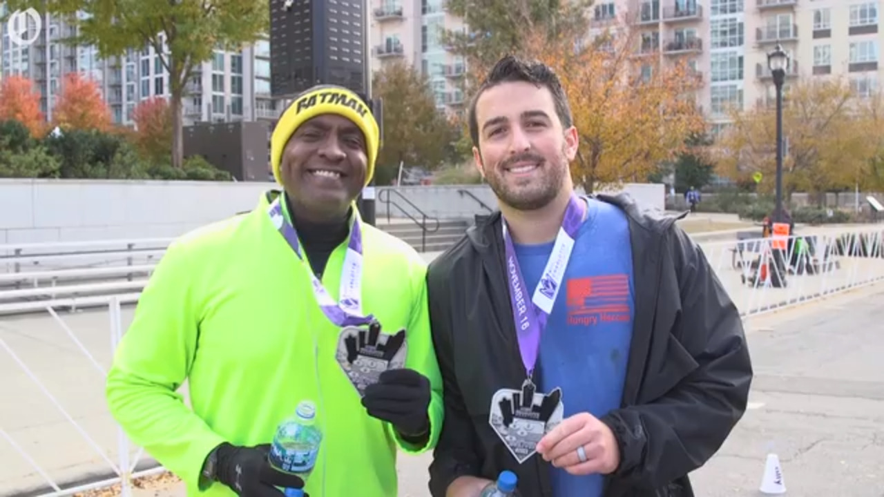 Our chat with the Rock Hill police officers who finished almost dead last in the marathon
