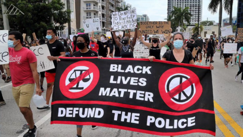 "What is the ""Defund the Police"" movement?"