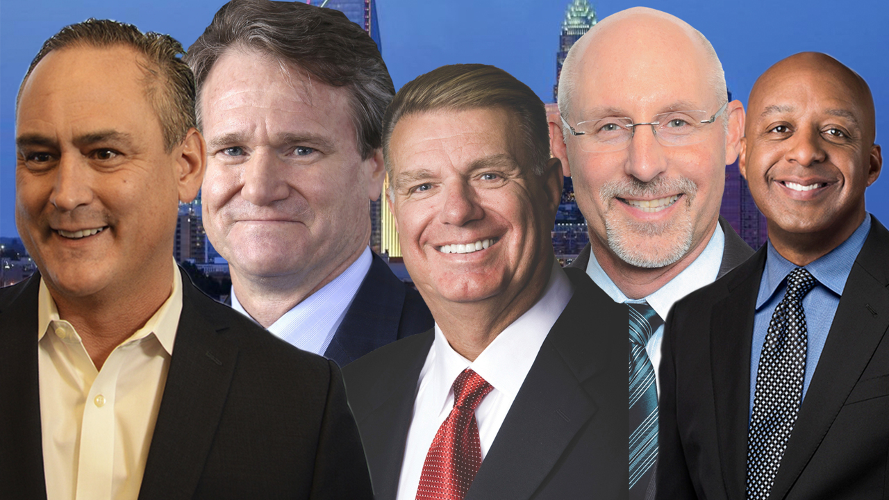How much money did Charlotte, NC executives make last year