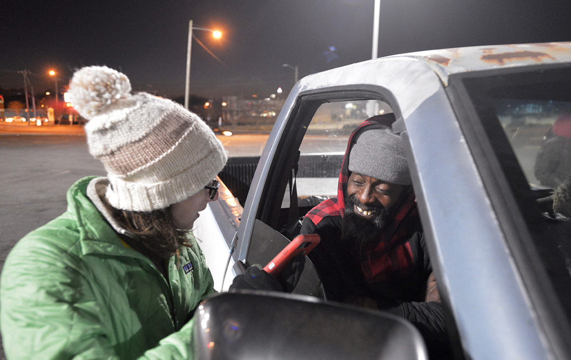 Charlotte car dealer invites homeless to sleep in his lot. He finds them homes, too.