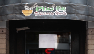 Pho Plus in Brevard Court is closed