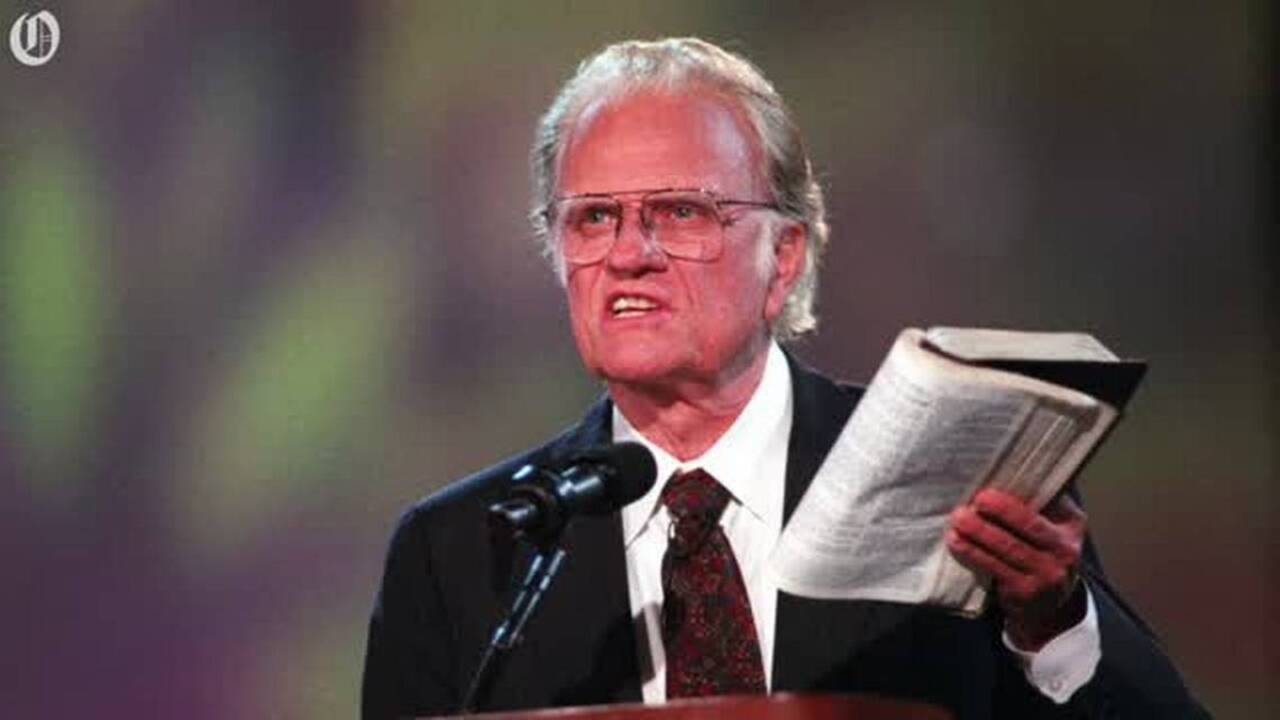 Billy Graham: What does it mean to be a disciple of Jesus? | The